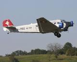 Junkers JU-52 HB-HOT ex A-702