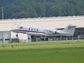 Lear Jet 35A T-781