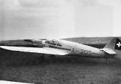 Messerschmitt Bf 108 B-1 Taifun A-205