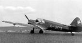 Messerschmitt Bf 108 B-1 Taifun A-203