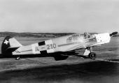 Messerschmitt Bf 108 B-1 Taifun A-210