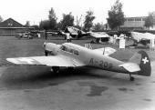 Messerschmitt Bf 108 B-1 Taifun A-209