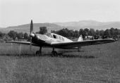 Messerschmitt Bf 108 B-1 Taifun
