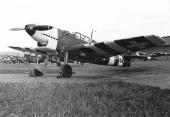 Messerschmitt Me 109 D-1 J-307