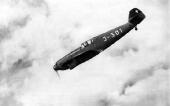 Messerschmitt Me 109 D-1 J-301