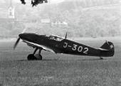 Messerschmitt Me 109 D-1 J-302