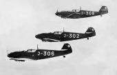 Messerschmitt Me 109 D-1 J-302, J-306, J-308