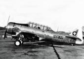 North American AT-16 Harvard IIB U-301