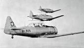 North American AT-16 Harvard IIB U-305