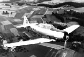 North American AT-16 Harvard IIB U-308