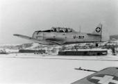 North American AT-16 Harvard IIB U-317