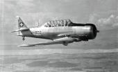 North American AT-16 Harvard IIB U-322