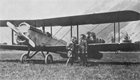 De Havilland DH-9A