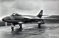 Hawker Hunter Mk 58A