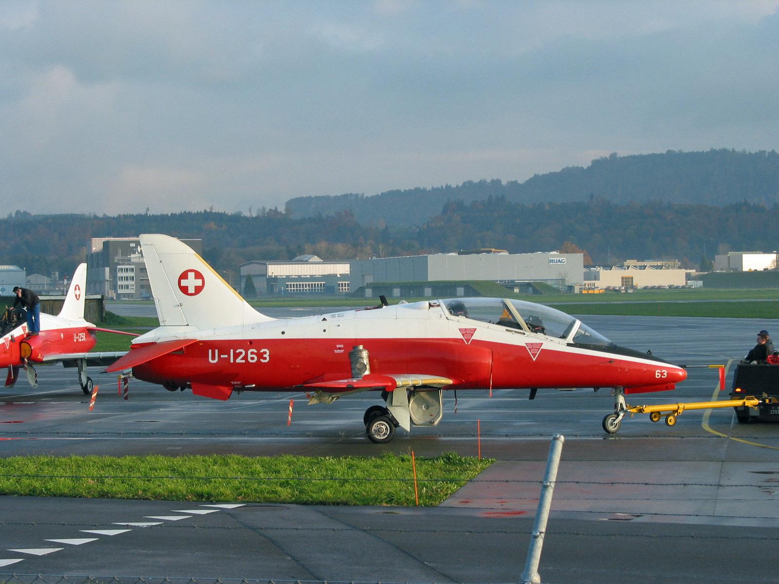 BAe Hawk Mk 66 U-1263